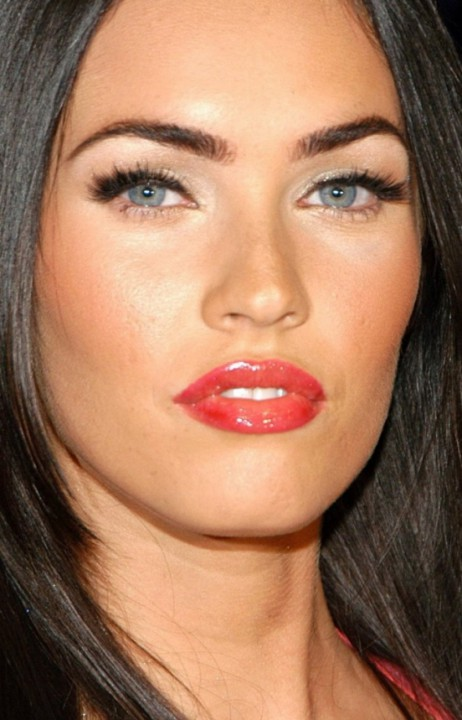 Megan fox no makeup